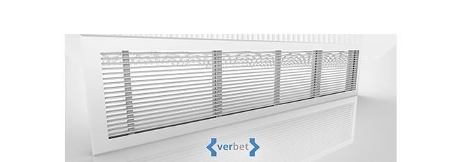 Linear Slot Diffusers – Verbet Industries LLC